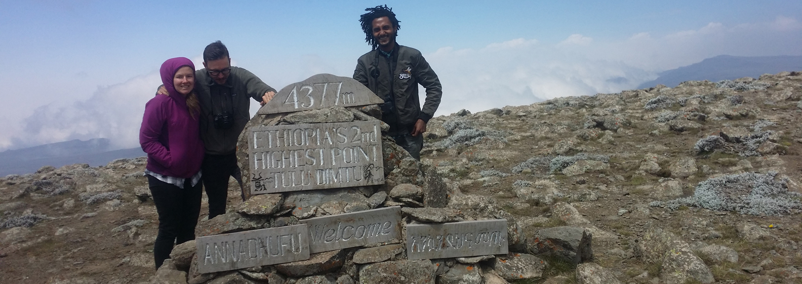 On the second_highest_point -of _Ethiopia