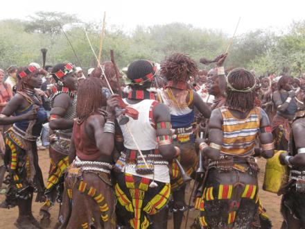 hamer_Dorze_Ethiopian_Omo__valley_tribes